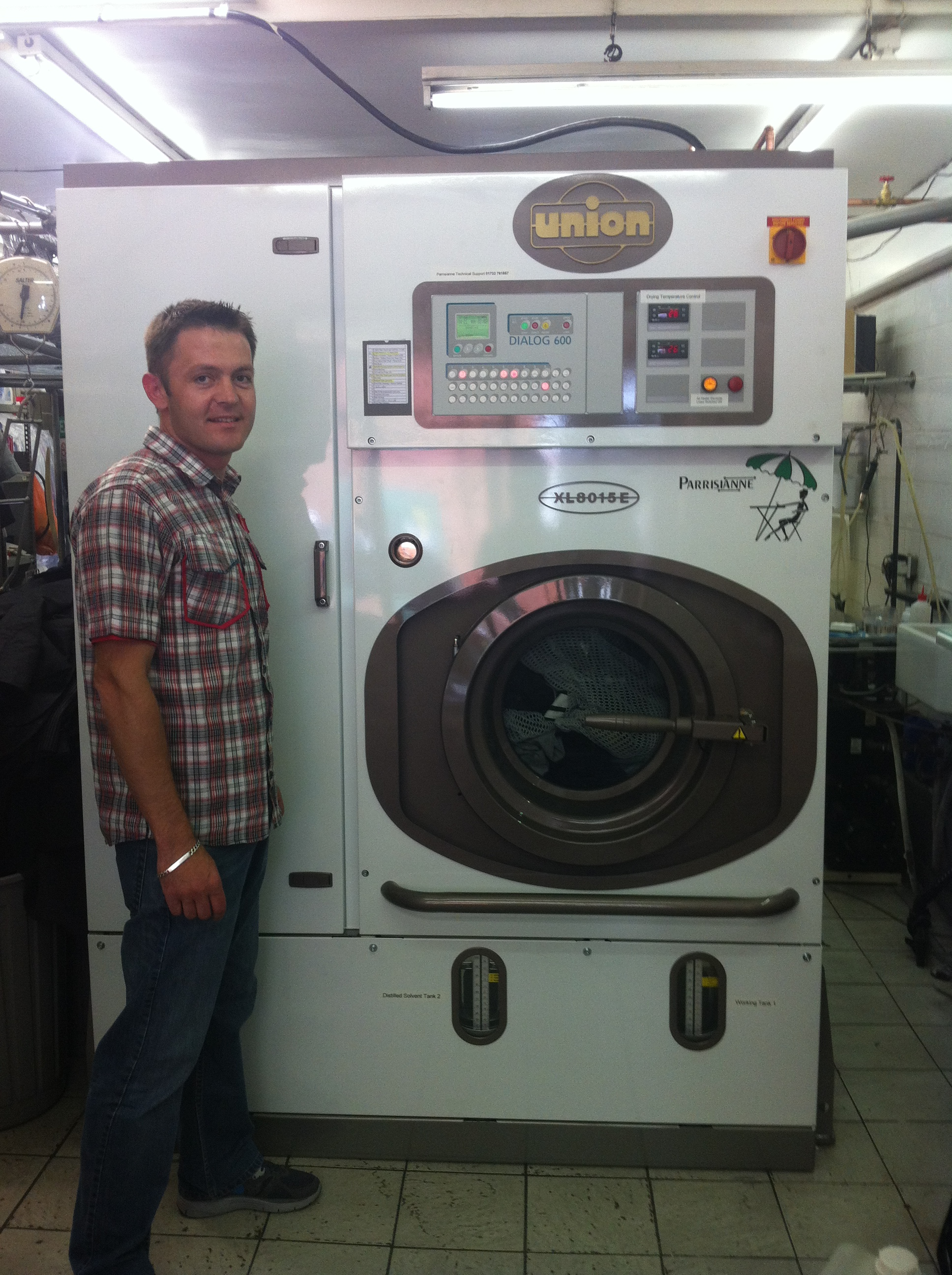 Dry Cleaning Equipment And Servicing Latest News