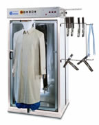Dry Cleaning Finishing Equipment, Steam Finishing Cabinet